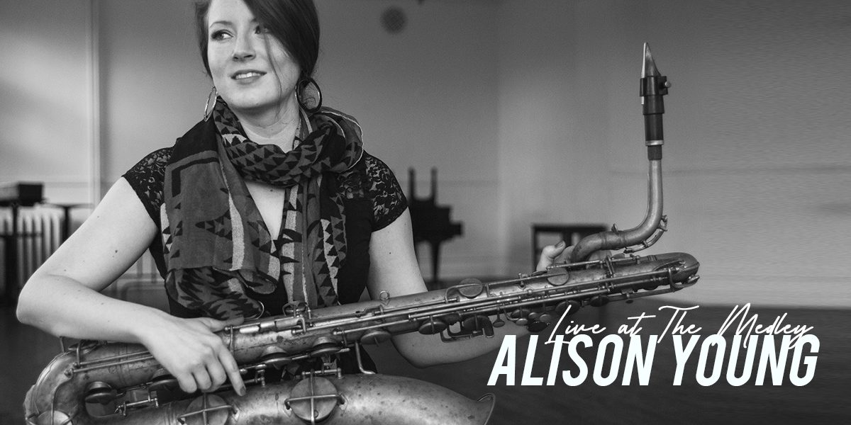 Alison Young Live at The Medley