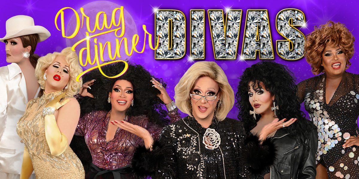 Drag Dinner Divas at The Medley